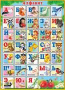 Алфавит русский. Открытки оптом